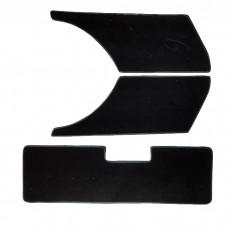 Обивка багажника ВАЗ 2104 (ворс 3 части)