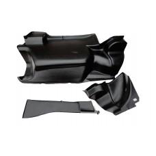 Обивка багажника ВАЗ 2105 (пластик 3 части)