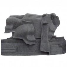 Обивка багажника ВАЗ 2105 (ворс 4 части)