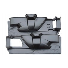 Обивка багажника ВАЗ 21213 (пластик 2 части)