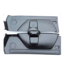 Обивка багажника ВАЗ 2121 (пластик 2 части)