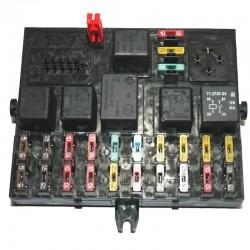 Блок предохранителей ВАЗ 2123 (до 23.03.2007)