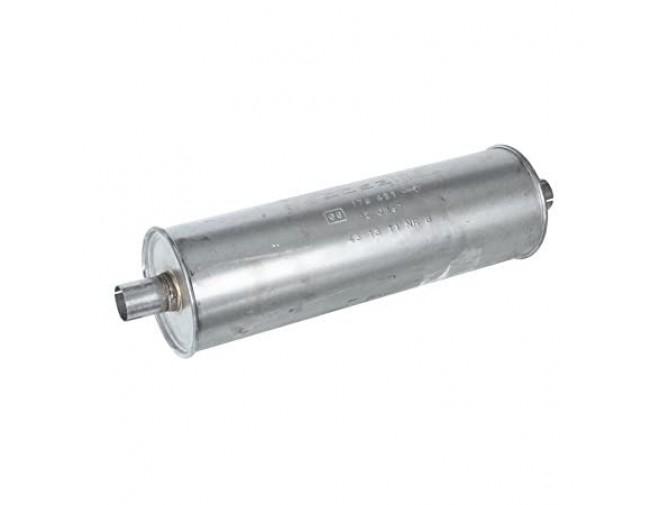Резонатор Мерседес 210Д (Mercedes 210D) 89-91 (176-421) Bosal алюминизированный