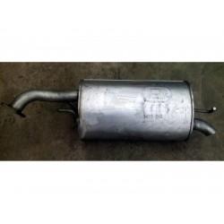 Глушитель Шевроле Авео (Chevrolet Aveo) (05.59) Хетчбек DMG алюминизированный