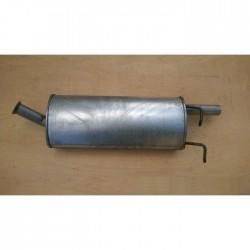 Глушитель ЗАЗ Форза (Forza) хетчбек (a13l-1201009-10) алюминизированный Bosal