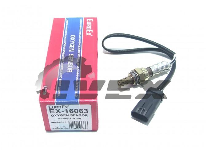 Датчик кислорода - лямбда-зонд Renault (Dacia) Logan 1.4, 1.6 (8200052063) EX-16063 EuroEx