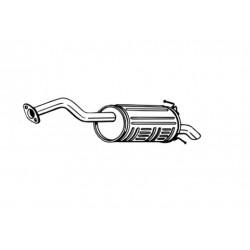 Глушитель Хонда CR-V (Honda CR-V) MK III 06-12 (163-055) Bosal алюминизированный