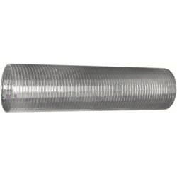 Соеденитель с гофрой VOLVO 400 mm din 81273 (75.22) Polmostrow алюминизированный