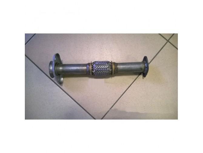 Заменитель катализатора ЗАЗ 1102 Таврия (труб с гофрой) Черновцы SKS алюминизрованный