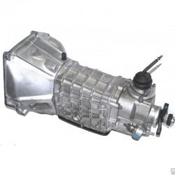 Коробка переключения передач (КПП) ВАЗ 2101-2107 5 ступенчатая в сборе с кожухом сцепления Автоваз