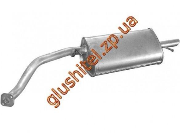 Глушитель ДЭУ Ланос - Сенс (Daewoo Lanos - Sens) (05.09) Польша Marix алюминизированный