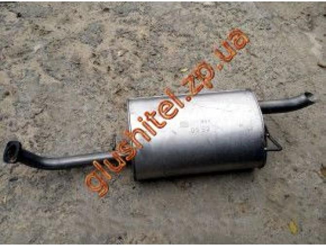 Глушитель Шевроле Лачетти (Chevrolet Lacetti) (05.62) алюминизированный Marix