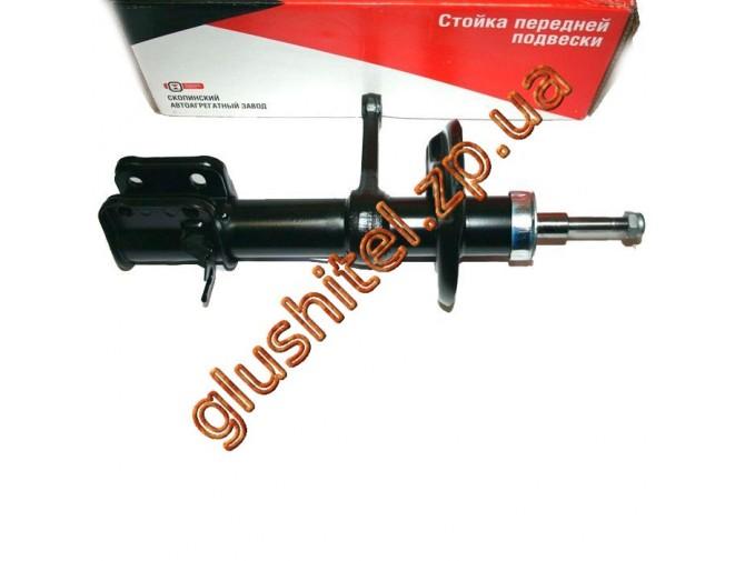 Амортизатор передней подвески ВАЗ 1117, 1119 правый (стойка в сборе) (под пружину MUBEA) СААЗ