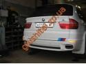 Насадка глушителя BUZZER / ZZX5L для BMW X5