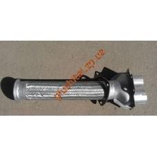 Гофра Камаз-5320 (металорукав с тройником) с сеткой