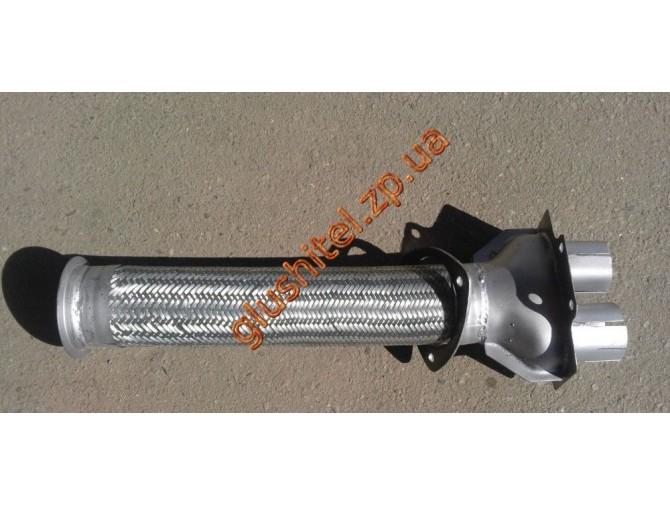 Гофра Камаз-5320 ремонт (металорукав диам.90мм., дл.43см.)