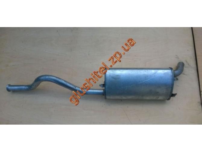 Глушитель ИЖ Ода 2717 Черновцы SKS алюминизированный