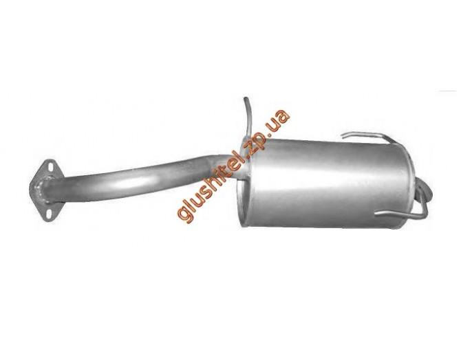 Глушитель Ниссан Микра (Nissan Micra) 1.0i -16V 0700-11/02 (15.73) Polmostrow алюминизированный