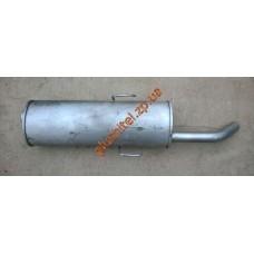 Глушитель Пежо 405 (Peugeot 405) 1.4/1.6 kat 87-96 (19.04) Черновцы Sks