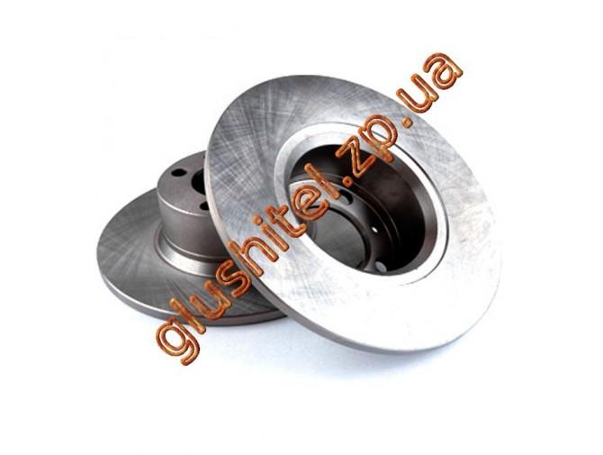 Диск тормозной передний 2101-2107, 21011 AURORA