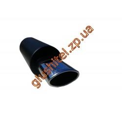 Прямоточный глушитель Unimix 315-714-7227-60 с насадкой из нержавейки универсальный