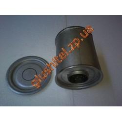Резонатор универсальный круглый D.320/60 (Длинна 170мм, диаметр корпуса 130мм, диаметр входа 60мм)