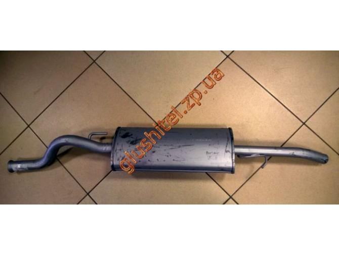 Глушитель ВАЗ 2170, 2171 и модификации Мотор Сич
