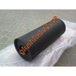 Прямоточный глушитель 60/130 MUFFLER алюминизированный