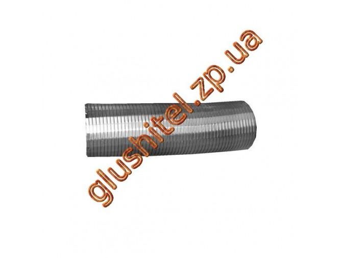 Гофра соеденительная MAN F90/F2000/SL 202 din 49133 (68.211) Polmostrow алюминизированный