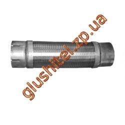 Гофра Man TGX/TGS (68.724) Polmostrow алюминизированный