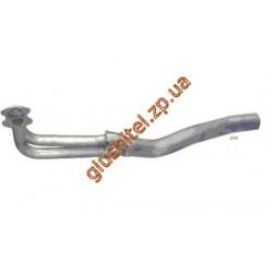 Труба приемная Mercedes LK din 52127 (69.05) Polmostrow алюминизированный