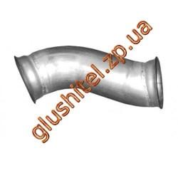 Труба приемная Рено Премиум (Renault Premium) (70.305) Polmostrow алюминизированный