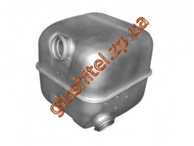 Глушитель Скания (SCANIA) (71.50) Polmostrow алюминизированный