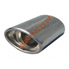 Насадка глушителя Unimix 7227-76 нержавейка