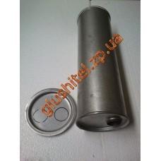 Глушитель универсальный круглый D.746/45 (Длинна 500мм, диаметр корпуса 150мм, диаметр входа 45мм)