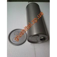 Глушитель универсальный круглый D.755/45/2 2*2 (Длинна 460мм, диаметр корпуса 180мм, диаметр входа 45мм)