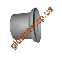 Рем. вставка - розвальцовкаМерседес / Неоплан / Стера (Mercedes/ Neoplan/ Stera) DIN51126 (80.00) Polmostrow алюминизированный