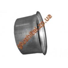 Рем. вставка - розвальцовка диам.трубы 108мм., длинна.75мм. DIN78257 (80.11) Polmostrow алюминизированный