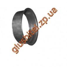Рем. вставка - розвальцовка диам.труби 127мм., длина 40мм. DIN78228 (80.23) Polmostrow алюминизированный