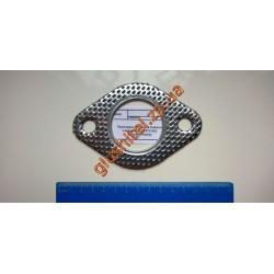 Прокладка глушителя Daewoo Lanos/Sens ф51 fis 870-902 [металоАЗБЕСТ]