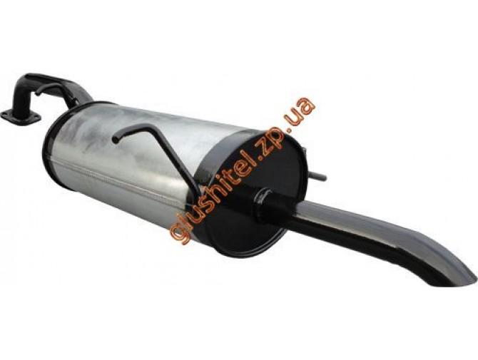 Глушитель Шевроле Лачетти (Chevrolet Lacetti) универсал 1.4-1.8 с 2003 -  Unimix