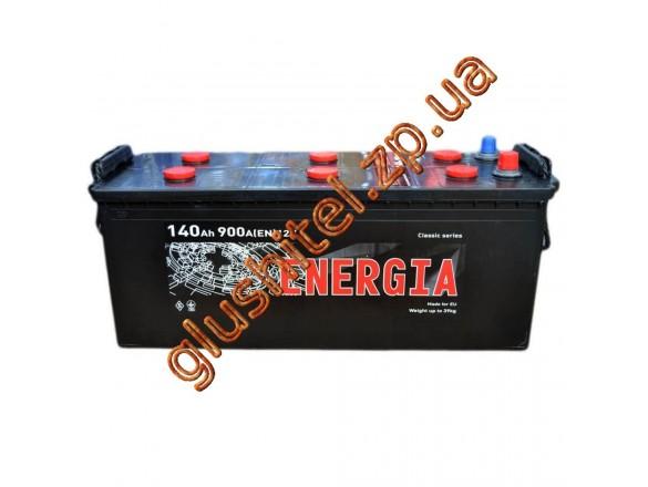 Автомобильный аккумулятор Энергия 6СТ-140