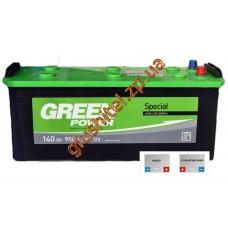 Автомобильный аккумулятор GreenPower 6СТ-140