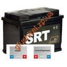 Автомобильный аккумулятор SRT 6СТ-190
