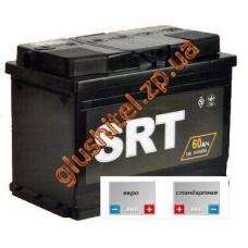 Автомобильный аккумулятор SRT 6СТ-60