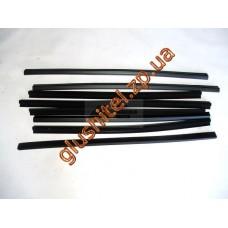 Бархотки (комплект уплотнителей стекол) ВАЗ 2109 верх