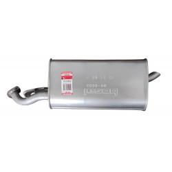 Глушитель Шевроле Авео (Chevrolet Aveo) (SF48Y0-1201009) Хетчбек 141-011 Bosal / Polmo 05.59 алюминизированный