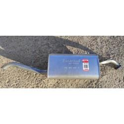 Глушитель Шевроле Авео (Chevrolet Aveo)(SF69Y0-1201009) Седан Bosal 05.60 алюминизированный