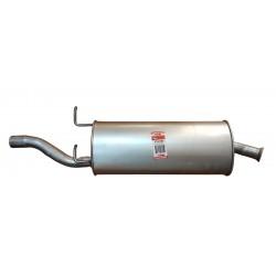 Глушитель ЗАЗ Форза (Forza) седан (A13l-1201009) 218-005 алюминизированный Bosal