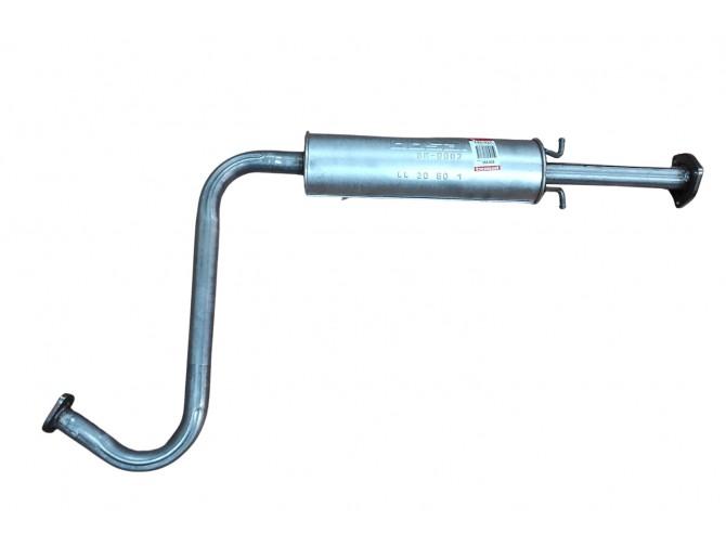Резонатор ДЭУ Ланос (Daewoo Lanos) (TF69Y0-1202009-12) Bosal 05.08 алюминизированный